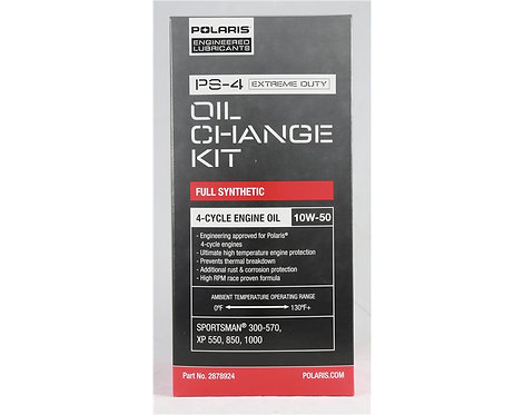 Polaris Sportsman 300-570, XP550, 850, 1000, Highlifter Oil Change Kit