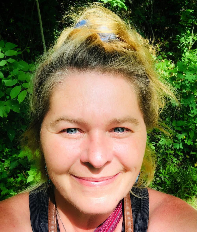 Jess Haight, artist, writer, free thinker