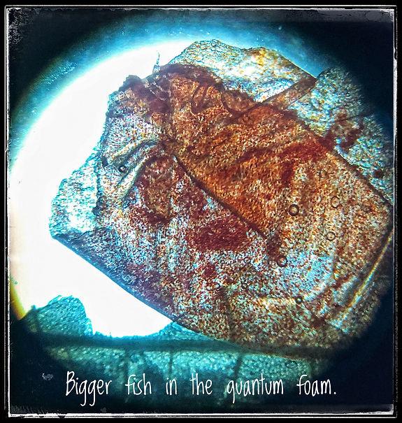 Haight- Bigger Fish in the Quantum Foam.
