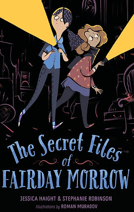 book 1 in the Fairday Morrow series, middle grade mystery, young sleuths, detectives, New Engand Home, Connecticut,