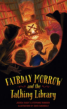 Fairday Morrow and the Talking Library, middle grade books
