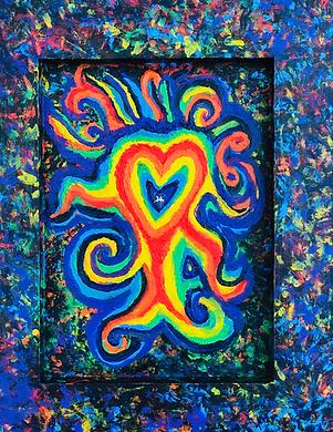 Heart Nebula Inside