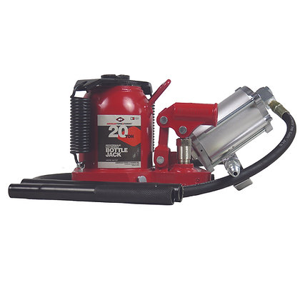 20 TON LOW PROFILE AIR/HYDRAULIC BOTTLE JACK