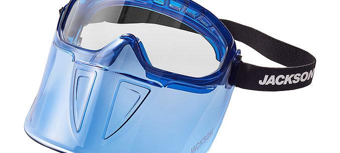 GPL500 Premium Goggle with Detachable Face Shield