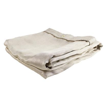 Silica Cloth Welding Blanket Tan