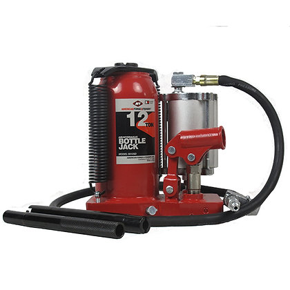 12 TON SUPER DUTY AIR/HYDRAULIC BOTTLE JACK