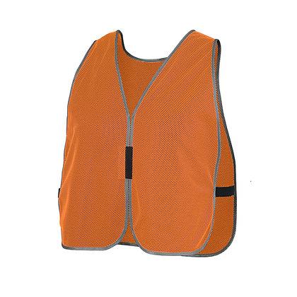 Plain Mesh Safety Vest