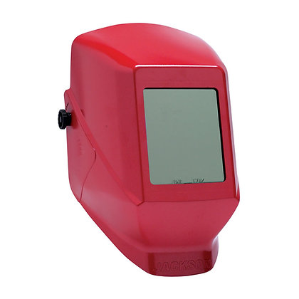 14977 HSL 100 Welding Helmet - Red