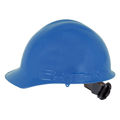 Front Brim  Hard Hat Blue