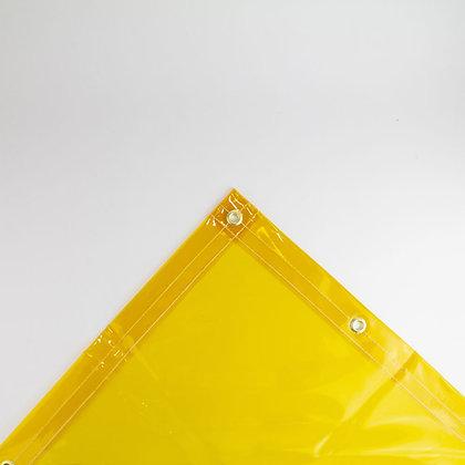 Gold Transparent Welding Curtains