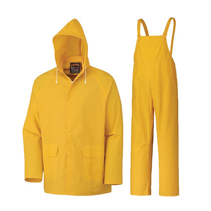 3-Piece Repel Rainwear