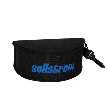 Black Nylon Goggle Case c/w Belt Loop