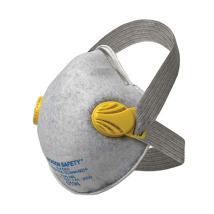 R20 P95 OV Particulate Respirator with Comfort Straps and Dual Valves