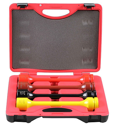 "1"" DR 4 PC TORQUE LIMITING SOCKET SET"