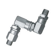 "360 DEGREE 1/4"" NPT(M) x 1/4"" NPT(M) Z SWIVEL"