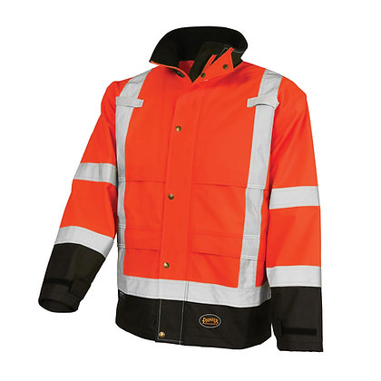 Ripstop Waterproof Safety Jacket