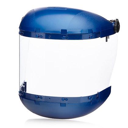 Premium Dual Crown Face Shield