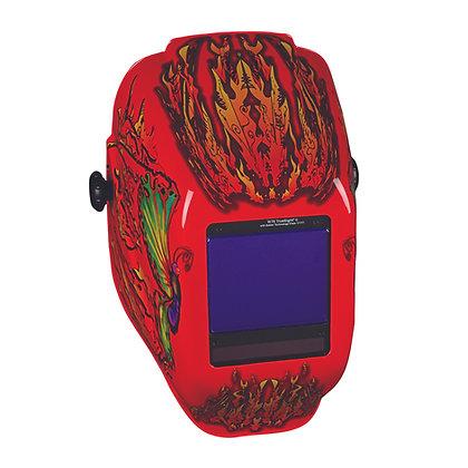 TrueSight II Digital Variable ADF - Flaming Butterfly