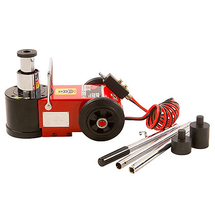 30 / 15 TON 2 STAGE AIR / HYDRAULIC AXLE JACK