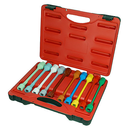 "1/2"" DR 10 PC TORQUE LIMITING SOCKET SET"