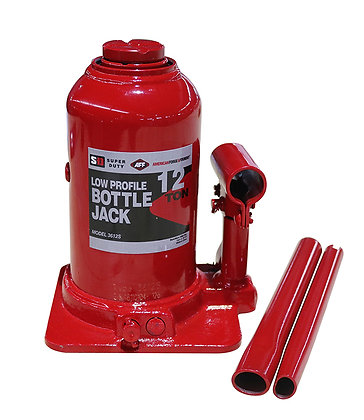 SUPER DUTY BOTTLE JACK 12 TON SHORT