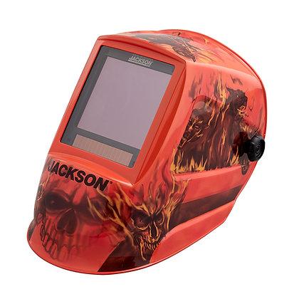 Hellfire Premium Auto Darkening Helmet