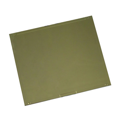 Gold Coated Polycarbonate Passive Filter Plates