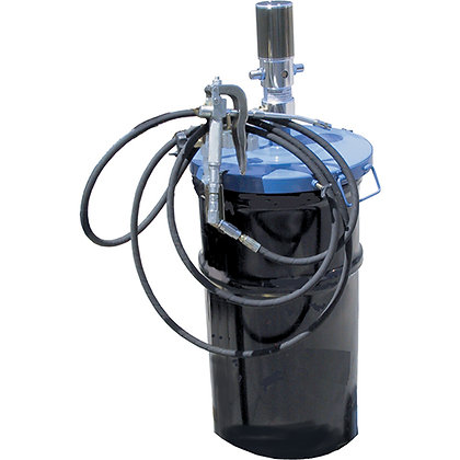 50:1 AIR-OPERATED PORTABLE GREASE UNIT 120 LB. (16 Gal.)