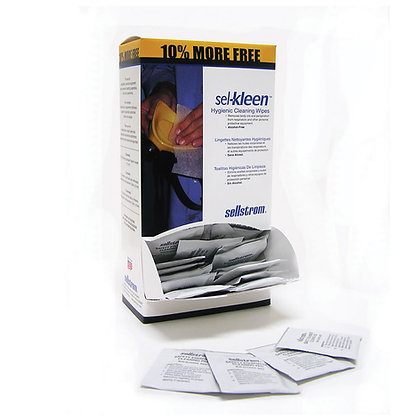 Sel-Kleen Pre-Moistened Equipment Cleaning Packets