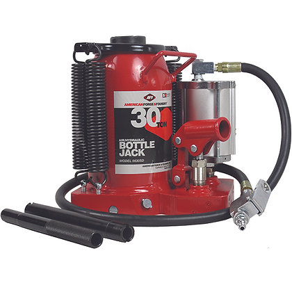 30 TON SUPER DUTY AIR/HYDRAULIC BOTTLE JACK