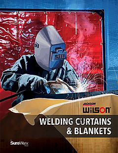 Wilson Welding Curtains Blankets Brochur