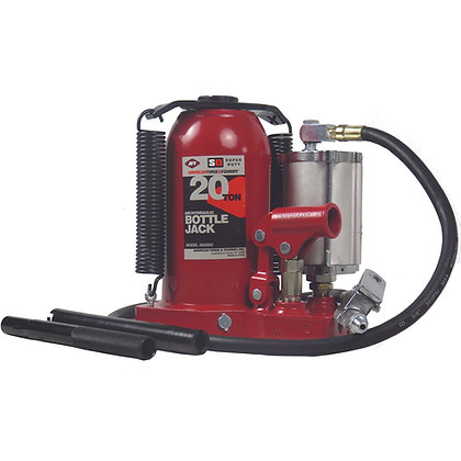 20 TON SUPER DUTY AIR/HYD BOTTLE JACK