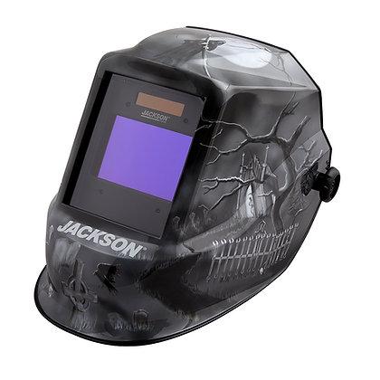 Six Feet Under Premium Auto Darkening Helmet