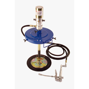 50:1 AIR-OPERATED PORTABLE GREASE UNIT 35 LB. (5 gal.)