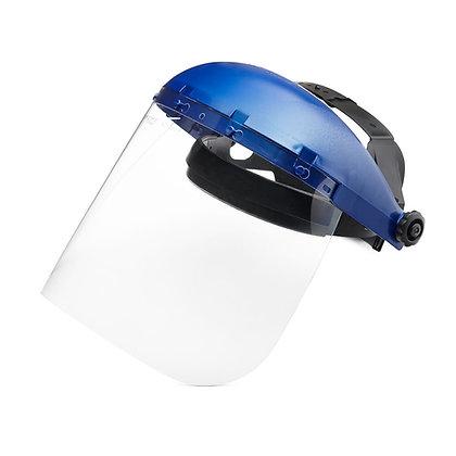 Premium Single Crown Face Shield