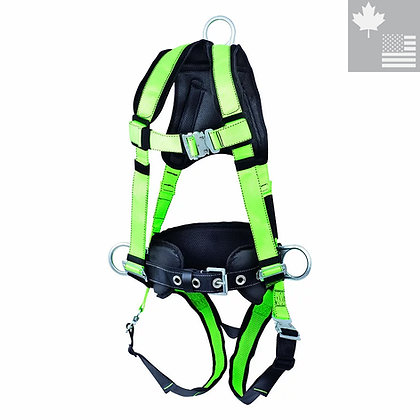 Full Body Harness/Belt Combos - PeakPro Series