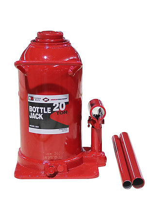 SUPER DUTY BOTTLE JACK 20 TON