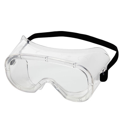 812 Non-Vented Safety Goggles