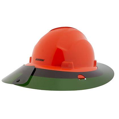 AS-1 Full Brim Sun Shade Hat Adapter
