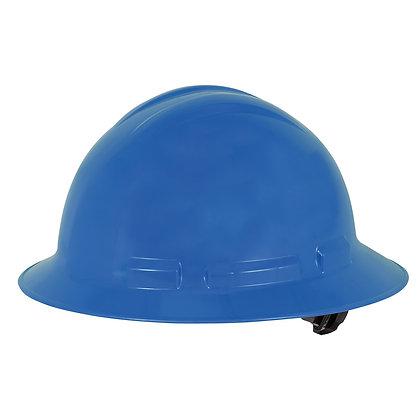 Full Brim Hard Hat Blue