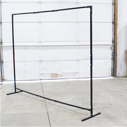 Welding Curtain Replacement Frame