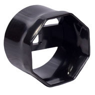"2 9/16"" LOCKNUT SOCKET 6 POINT ROUNDED"