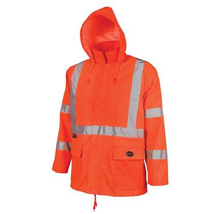 150D Oxford Poly/PVC Waterproof Suit