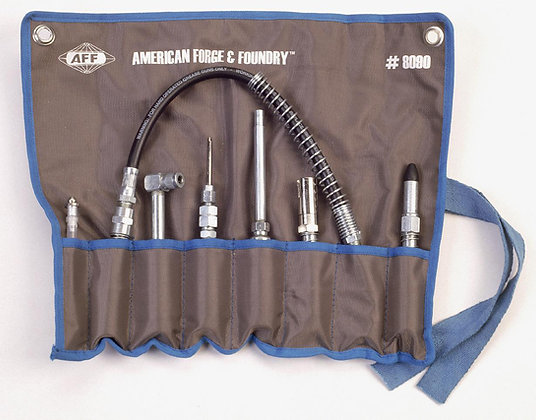 7 PC LUBRICATION ADAPTER KIT