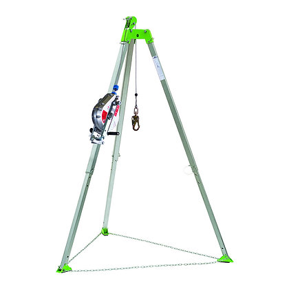 Fall Protection for Confined Spaces