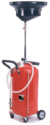 24 GALLON WASTE OIL DRAIN w/PRESSURIZED EVACUATION