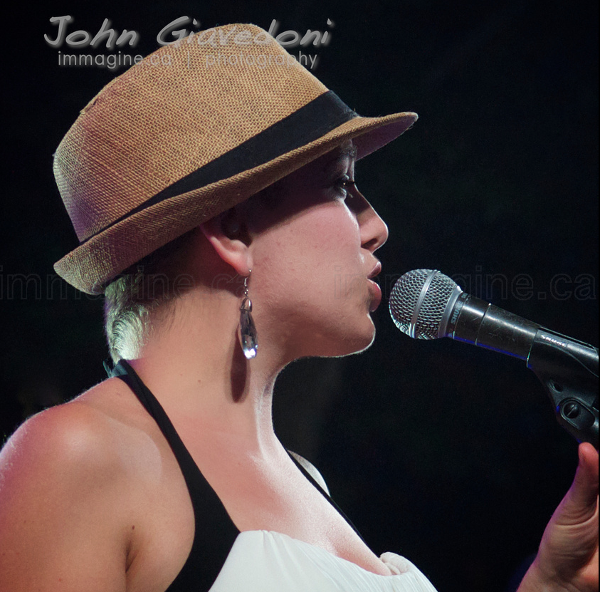 Amber - Jazz Winnipeg Fest.