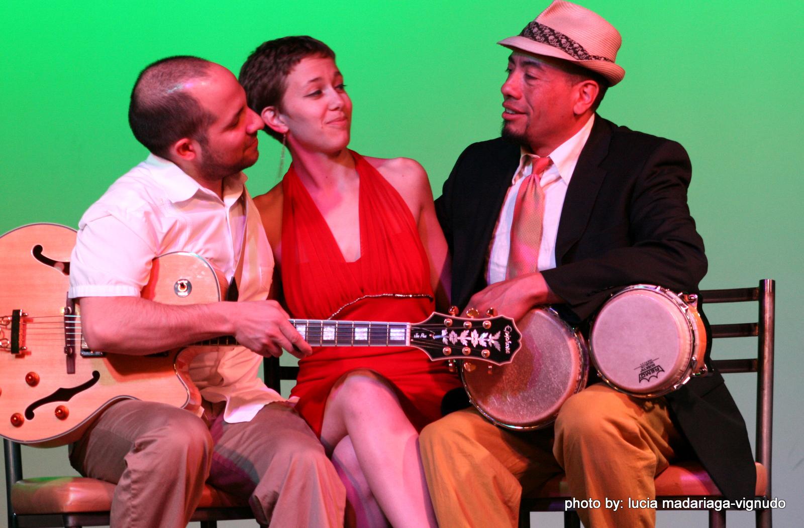 Papa Mambo Trio