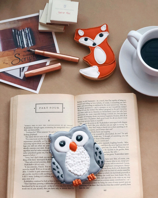 Owl Read With You