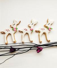 Lovely Reindeers